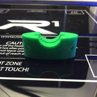 Small Key Lock Twister 3D Printing 12209