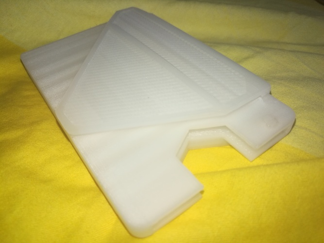 Smart Wallet Version 3  with Slide Box 3D Print 12223