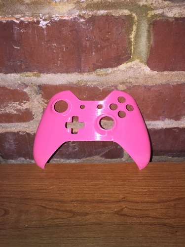 Xbox One Controller Faceplate 3D Print 12251
