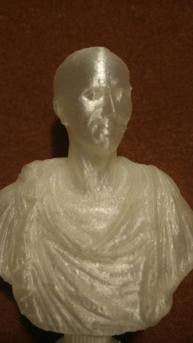 Julius Caesar (scan the world) 3D Print 12304