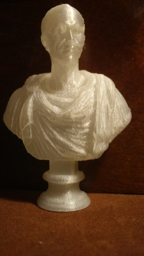 Julius Caesar (scan the world) 3D Print 12305