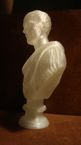 Julius Caesar (scan the world) 3D Print 12306