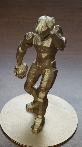 Halo Fantasy Football trophy 3D Print 12314