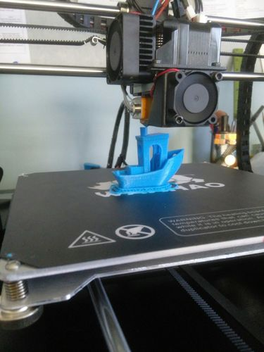#3DBenchy - The jolly 3D printing torture-test 3D Print 12332