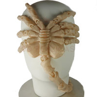 Small Articulated Facehugger 3D Printing 12350