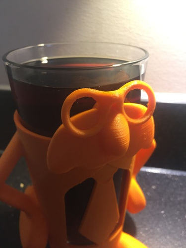 Professor Pint - Add fun and accessibility to your drinking! 3D Print 12390