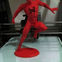 Small spiderman 3D Printing 12761