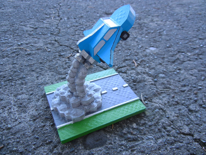 Road Trip to the Moon 3D Print 1282