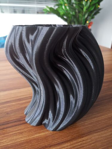 Julia Vase #004 - Bloom 3D Print 12928