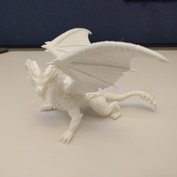 Small Dragon 3D Printing 12945