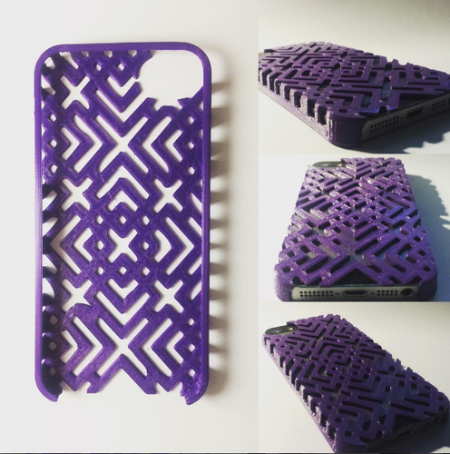 iPhone 5/5S Case/Cover 3D Print 13095