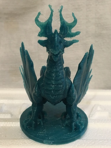 Forest Dragon 3D Print 13141