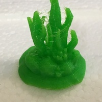 Small Coral Reef 3D Printing 13144