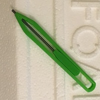 Small Mechanical pencil 3D Printing 13148
