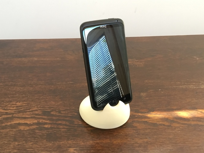 iDOCK Phone-Tablet stand and charge 3D Print 13251