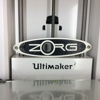 Small zOrg 3D Printing 13255