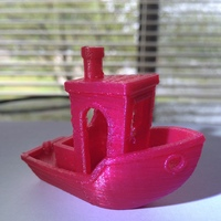 Small #3DBenchy - The jolly 3D printing torture-test 3D Printing 13336