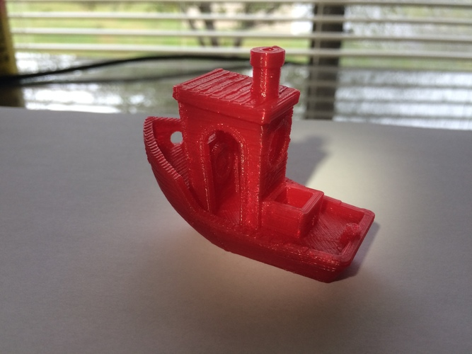 #3DBenchy - The jolly 3D printing torture-test 3D Print 13338