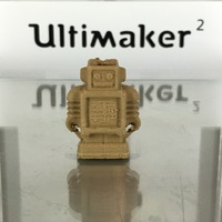 Small Ultimaker Robot 3D Printing 13495