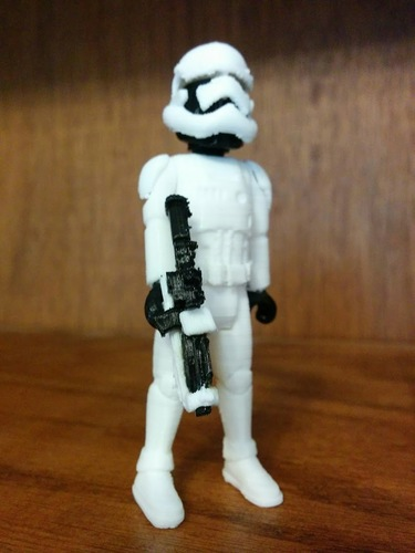 Stormtrooper Officer 2.0 3D Print 13621