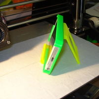 Small iPhone and iPad stand-REV. 2 3D Printing 13674