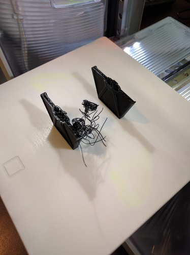 Low Poly Tie Fighter - Star Wars 3D Print 13720