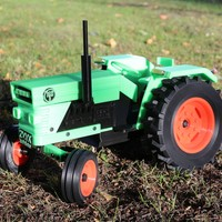 Small OpenRC Tractor 3D Printing 13796