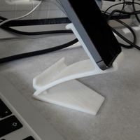 Small Smartphone and tablet Stand 3D Printing 13798