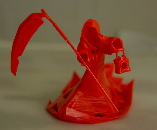 Digi-Reaper(blue screen of death) 3D Print 13845