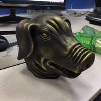 Small PIG 3D Printing 13850