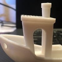 Small #3DBenchy - The jolly 3D printing torture-test 3D Printing 13910