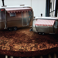 Small Airstream Trailer 3D Printing 13941
