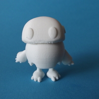 Small Wip: Tiny articulated bot 3D Printing 14020