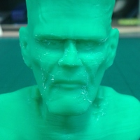 Small Frankensteins Monster 3D Printing 14022