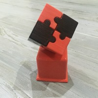 Small Puzzle cube 3D Printing 14105