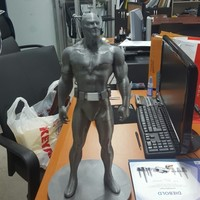 Small bvs batman  3D Printing 14230