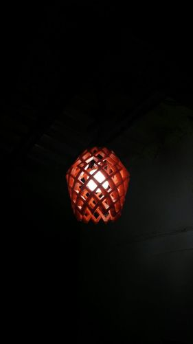 Child's room pendant lamp 3D Print 14274