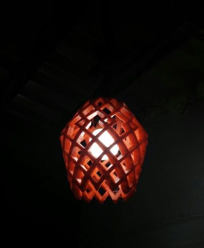 Child's room pendant lamp 3D Print 14275