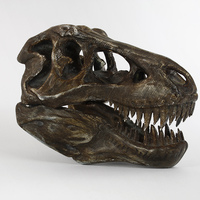 Small The T-Rex Skull 3D Printing 14370