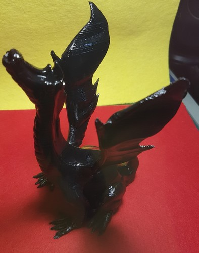 Adalinda: The Singing Serpent 3D Print 14525