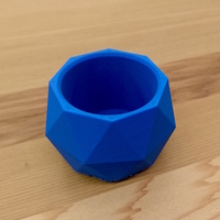 Small Bucky Bowls 3D Printing 14812