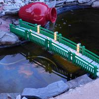 Small Garden Walk Bridge 3D Printing 14896