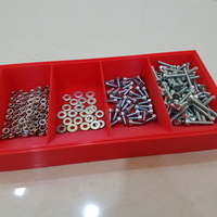 Small Stacking screw and tool boxes 3D Printing 14916