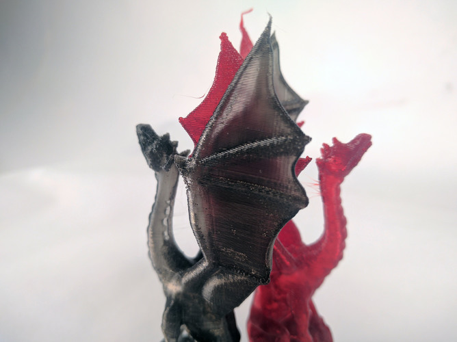 Aria the Dragon 3D Print 14979