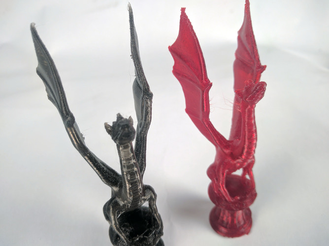 Aria the Dragon 3D Print 14980