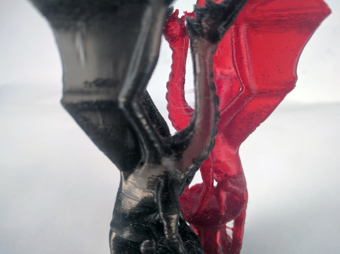 Aria the Dragon 3D Print 14985