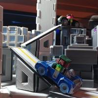 Small Mech City: City Play Set 3D Printing 15164