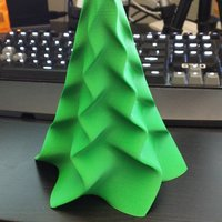 Small Christmas tree 3D Printing 15179