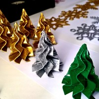 Small Christmas tree 3D Printing 15417