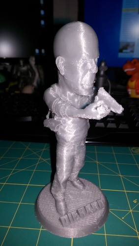 Bruce Willis DIE HARD 3D Print 15622